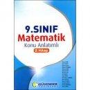 G�vender 9.S�n�f Matematik Konu Anlat�ml� Set 2 Kitap