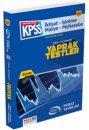 Murat Yay�nlar� 2016 KPSS A �ktisat-��letme-Muhasebe-Maliye Yaprak Testleri