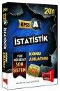 2014 KPSS A İstatistik Konu Anlatımlı Kitap Yargı Yayınları