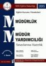 Asil Yayın MEB Müdürlük ve Müdür Yardımcılığı Sınavlarına Hazırlık Kitabı