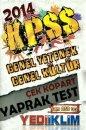 2014 KPSS Genel Yetenek Genel K�lt�r �ek Kopar Yaprak Test Yediiklim Yay�nlar�