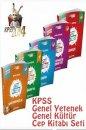 2014 KPSS Genel Yetenek Genel K�lt�r Cep Kitab� Seti �htiya� Yay�nlar�