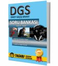 2015 DGS Soru Bankası Tasarı Yayınları