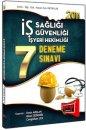 İş Sağlığı ve Güvenliği İşyeri Hekimliği 7 Deneme Yargı Yayınları