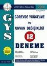MEB GYS ve Unvan Değişikliği 12 Deneme Asil Yayınları
