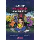 Esen Yayınları 5. Sınıf Matematik Konu Anlatımlı Kitap