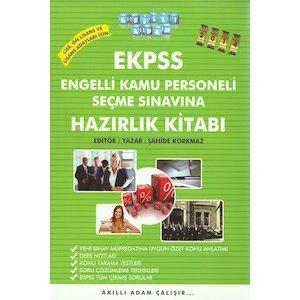2014 EKPSS Engelli Memur Se�me S�nav�na Haz�rl�k Kitab�