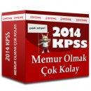 2014 KPSS Memur Olmak �ok Kolay Seti �htiya� Yay�nlar�