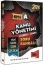 2014 KPSS A Kamu Yönetimi Soru Bankası Yargı Yayınları