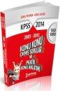 2014 KPSS Genel Yetenek Genel K�lt�r ��km�� Sorular ve Pratik Konu Anlat�ml� ��z�mler �htiya� Yay�nlar�