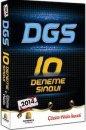2014 DGS 10 Fasik�l Deneme S�nav� ��z�m Kitab� Hediyeli Kapadokya Yay�nlar�