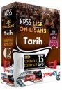 2014 KPSS Lise ve �n Lisans Tarih G�r�nt�l� E�itim Seti (13 DVD G�ncel) Yarg� Yay�nlar�