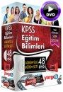 2014 KPSS E�itim Bilimleri G�r�nt�l� E�itim Seti (48 DVD G�ncel) Yarg� Yay�nlar�