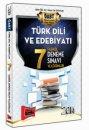 2014 �ABT T�rk Dili ve Edebiyat� ��retmenli�i 7 Fasik�l Deneme Yarg� Yay�nlar�