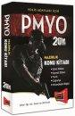 2014 PMYO Polis Adayları İçin Hazırlık Konu Kitabı Yargı Yayınları