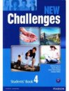 Longman Pearson Yayınları New Challenges 4 Student's Book And Workbook With CD