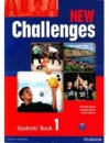 Longman Pearson Yayınları New Challenges 1 Student's Book And Workbook With CD