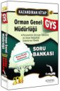 GYS Orman Genel Müdürlüğü Konu Özetli Soru Bankası Kitapseç Yayıncılık