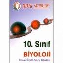 Odtü Yayıncılık 11.Sınıf Biyoloji Konu Özetli Soru Bankası
