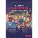 Esen Yayınları 5. Sınıf Tüm Dersler Konu Anlatımlı Kitap