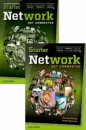 Oxford Network Starter Student Book Starter and Workbook