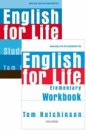 Oxford English for Life Elementary Student's Book and Workbook