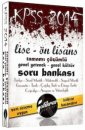 2014 KPSS Lise �nlisans ��z�ml� Soru Bankas� �stikrar Yay�nlar�