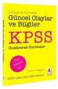 2014 KPSS T�rkiye ve D�nyada G�ncel Olaylar ve Bilgiler Delta K�lt�r Yay�nlar�