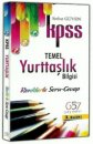 20144 KPSS Temel Yurtta�l�k Bilgisi Renklerle Soru Cevap 657 Yay�nlar�