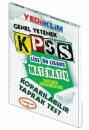 2014 KPSS Lise Önlisans Matematik Koparılabilir Yaprak Test Yediiklim Yayınları