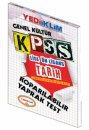 2014 KPSS Lise Önlisans Tarih Koparılabilir Yaprak Test Yediiklim Yayınları