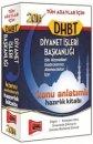 DHBT Diyanet İşleri Başkanlığı Konu Anlatımlı Hazırlık Kitabı Yargı Yayınları