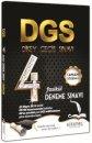 2014 DGS 4 Fasik�l Deneme Yeni Sisteme Uygun ��z�ml� Kitapse� Yay�nlar�
