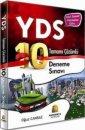 YDS 10 ��z�ml� Deneme S�nav� Kapadokya Yay�nlar�