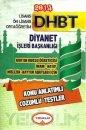 DHBT Konu Anlatımlı Çözümlü Testler Tüm Adaylar İçin Yediiklim Yayınları