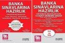 Lisans Adaylarına Banka Sınavlarına Hazırlık Konu Anlatımı ve 10 Adet Deneme Sınavı Kitap Seti