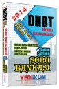 DHBT Tüm Adaylar İçin Tamamı Çözümlü Soru Bankası Yediiklim Yayınları