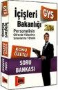 GYS İçişleri Bakanlığı Konu Özetli Soru Bankası Yargı Yayınları