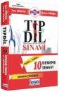 TUS Sınavı - Tıp Dil Sınavı Çözümlü 10 Fasikül Deneme İrem Yayıncılık