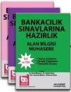 Banka S�navlar�na Haz�rl�k Moduler Set 3'l� - Alan Bilgisi Akademi Consulting Yay�nlar�