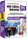 2016 Milli Eğitim Bakanlığı GYS Şef İçin Konu Özetli Soru Bankası Yargı Yayınları