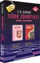Esen Yayınları 12. Sınıf Türk Edebiyatı Konu Anlatımlı Kitap