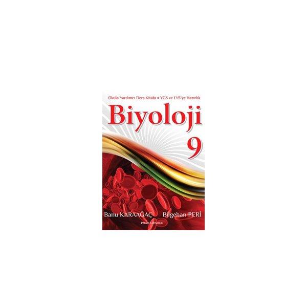 Palme Yayınları Biyoloji 9 Sınıf Konu Kitabı