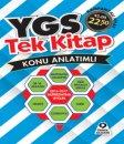 YGS Tek Kitap Konu Anlatımlı Yeni Müfredata Uygun Örnek Akademi Yayınları
