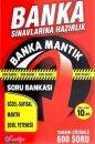 Bankacılık Sınavlarına Hazırlık Mantık Soru Bankası Kocatepe Akademi Yayınları 2014