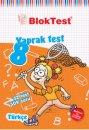 8. Sınıf Türkçe Yaprak Test Tudem Yayıncılık