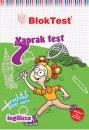 7. Sınıf İngilizce Yaprak Test Tudem Yayıncılık