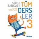 3. Sınıf Tüm Dersler Soru Bankası Tudem Yayınları