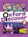 Oxford Discover 5 Students Book and Workbook