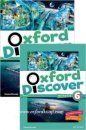 Oxford Discover 6 Students Book and Workbook